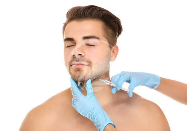 cosmetic opration for men
